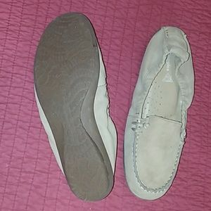 Hush Puppies slip on moccasins
